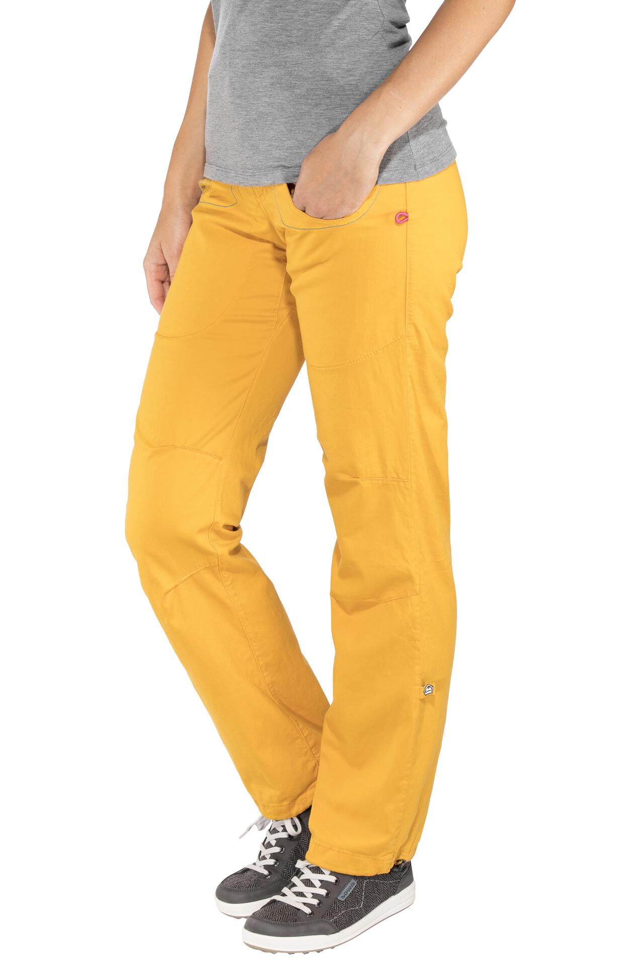 1f73ddc53 E9 de amarillo Story Mujer Classic Pantalones Onda Trekking q4BqwRS